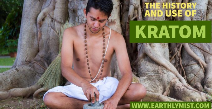 History and use of kratom