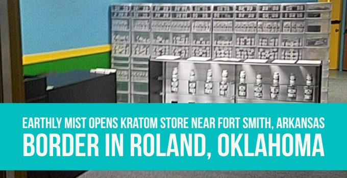kratom and earthly mist in roland, ok