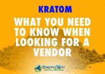 Buy Kratom from trusted vendors