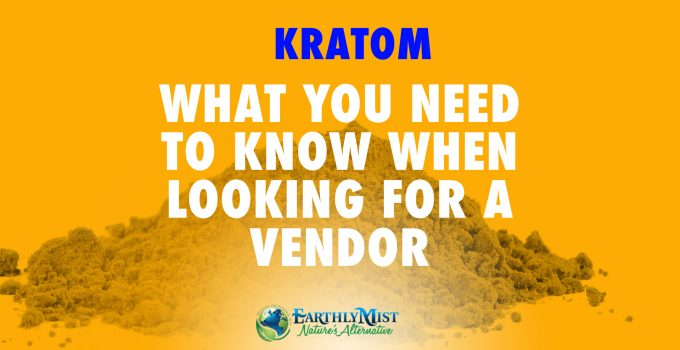 Buy Kratom from trusted vendors